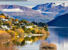 Contrasts Of New Zealand (End Queenstown) Tour