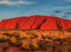 Outback Australia - The Colour Of Red Tour