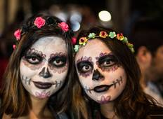 Dia de Muertos AUTHENTIC Day of the Dead Mexico Tour. This is the real Coco experience! Tour