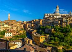 Siena & Wine Tour