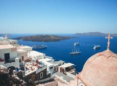 Athens & 7 Night Idyllic Aegean Islands Cruise (category Xa Outside Cabin) 2020 Tour
