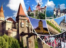 Unforgettable Dracula tour with dinner at Bran Castle and a joyfully masquerade party in Transylvania Tour