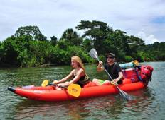 Ecuador Camping ,Jungle River Paddle  4 Days Tour Tour