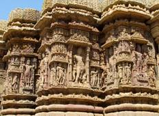 Gujarat Heritage and Countryside Tour Tour