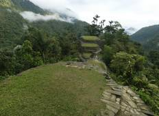 4 days Lost City Trek starting in Santa Marta Tour