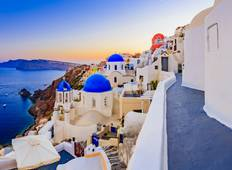 Explore Athens, Mykonos & Santorini & stay at 4* hotels (3 inclusive Day Tours) Tour