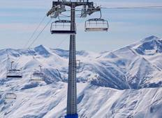All the Ski Resorts of Georgia Tour