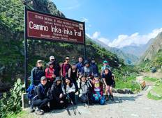 The Inca Trail Experience Tour