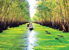 Mekong Delta Tour 3 Days 2 Nights -  Fast Boat to Phnompenh Tour
