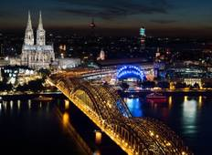 8-days Cologne-Saarbrücken Tour