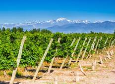 Mendoza Wine & Mountains Adventure 4D/3N Tour