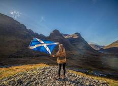 Highland Fling incl. accom. Tour