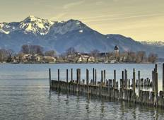Cycling Bavaria\'s Lake Chiemsee Tour