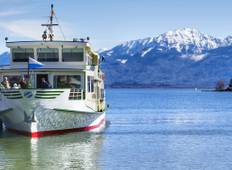 Highlights of Lake Chiemsee by Bike Tour