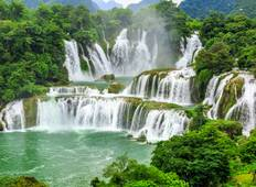 Highlights of Ba Be lake and Ban Gioc waterfall 3 days 2 nights Tour