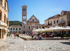 Croatian Delights with Adriatic Cruise - 12 Days Tour