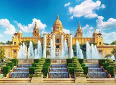 London to Barcelona Tour