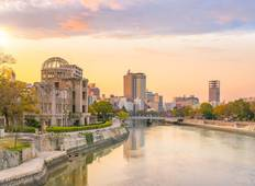 Hiroshima Peace And Prayers By Bullet Train Tour