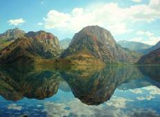 Ultimate Tajikistan with Dushanbe,Yagnob Village, Iskender Lake, Pamir Highway and 1 night Home Stay Tour
