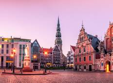 Stunning Baltics End Warsaw Tour