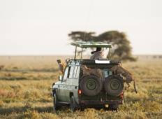 5 Day Best of Kenya Wildlife Safari: Amboseli & Tsavo West National Park Tour