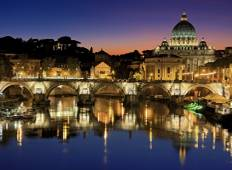 2 Days in Venice + 2 Days in Rome Tour