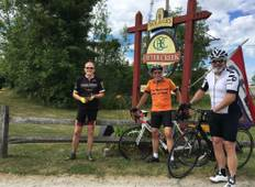 Vermont: Bike & Brew Tour