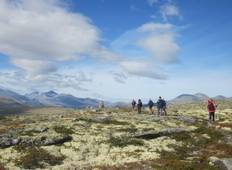 Guided Walking in Venabu, Norway Tour