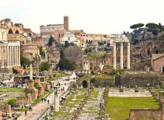 Rome Classic Itinerary + Food Tasting Experiences Tour