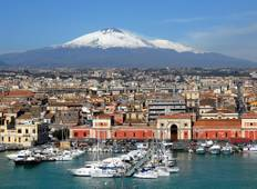 Sicilian Escape (from Palermo to Taormina) Tour