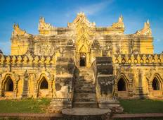 Myanmar Delights, Private Tour Tour