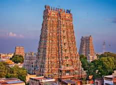 Amazing  South India tour with Karnataka & Kerala & Pondicherry and Tamilnadu Tour