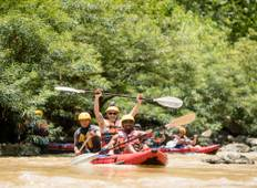 Thailand: Hike, Bike & Kayak  Tour