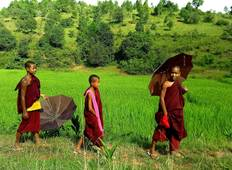 Trekking from Kalaw to Inle Lake Tour