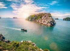 Cat Ba & Lan Ha Bay Adventure 3D/2N Tour