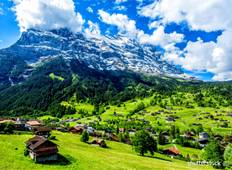 Via Alpina Highlights: Bernese Oberland Tour