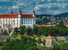 Vienna to Bratislava by bike (and back) Tour