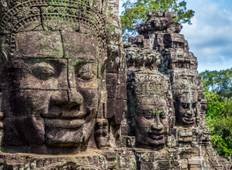 Southeast Asia Temple Adventure Tour
