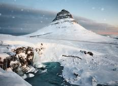 5 Day Blue Ice Cave, Snæfellsnes, Golden Circle, South Coast & Northern Lights Tour Tour