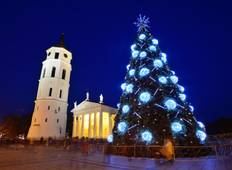 New Year in The Baltic States Tour