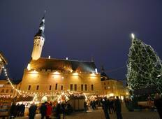 Christmas Market in Tallinn Tour