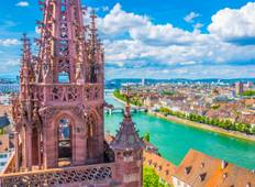 Romantic Rhine with 2 Nights in Lucerne (Southbound) 2021 Tour