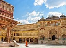Golden Triangle Tour With Blue City, Jodhpur Tour