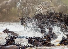 5days: Hell\'s Gate, Lake Naivasha, Lake Nakuru & Masai Mara Luxury Lodge Safari Tour