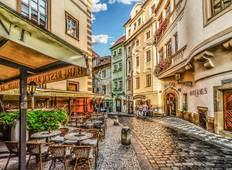 WBLP Active & Discovery on the Danube with 2 nights in Prague Tour