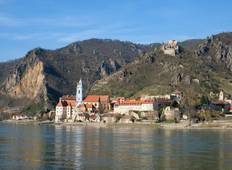 The Blue Danube Discovery with 2 nights in Prague Tour