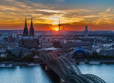 Romantic Rhine with 2 Nights in Paris & 2 Nights in London (Northbound) 2021 Tour