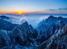 Explore Huangshan & Hong Village in 3 Days from Shanghai by Bullet Train Tour