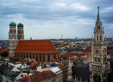 Danube Symphony with 2 nights in Munich (from Budapest to Munich) Tour