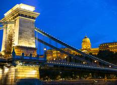 Danube Symphony with 1 night in Budapest Tour